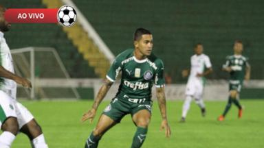 Guarani PAR x Palmeiras