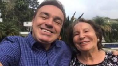 Gugu e sua mãe