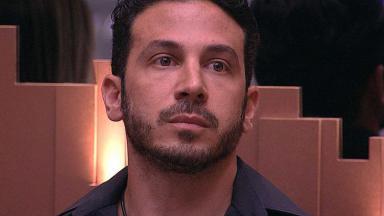 Gustavo é o segundo eliminado com 78,94% dos votos
