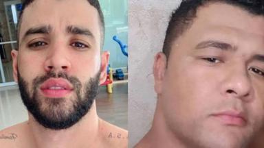 Gusttavo Lima e Fábio Basílio