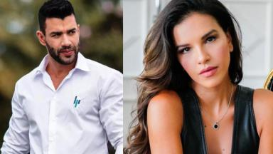 Gusttavo Lima e Mariana Rios