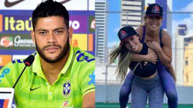 Hulk Paraíba, Iran e Camila