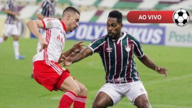 Internacional x Fluminense