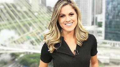 "Jacque Brazil se destaca no ""Hora 1"""