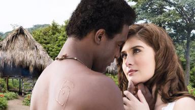 Elenco de La Esclava Blanca