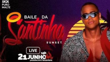 Live do Léo Santana
