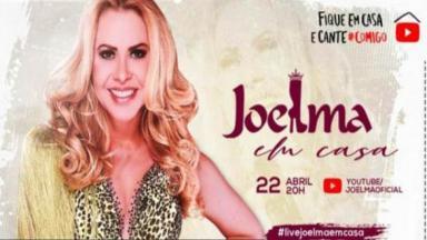Live Joelma em Casa