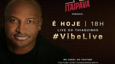 Live do Thiaguinho