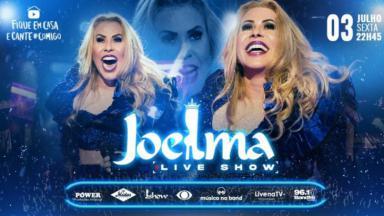 Live da Joelma