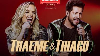 Live de Thaeme e Thiago