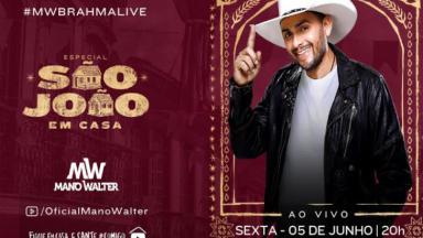 Live do Mano Walter