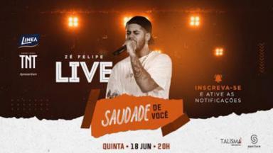 Live do Zé Felipe