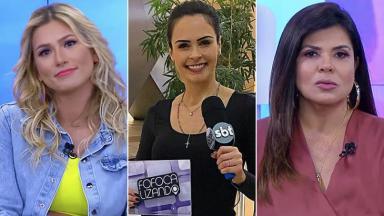 Lívia Andrade, Ana Paula Renault e Mara Maravilha