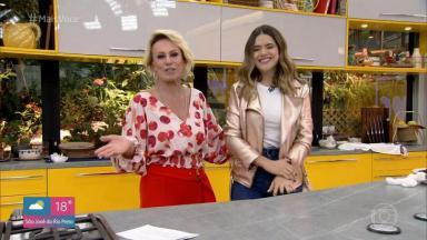 Ana Maria Braga e Maisa