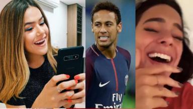 Maisa, Neymar e Bruna