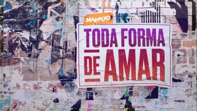 """Logotipo de """"Malhação - Toda Forma de Amar"""""""