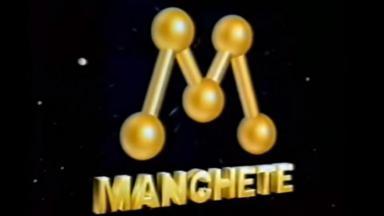 Logo da TV Manchete