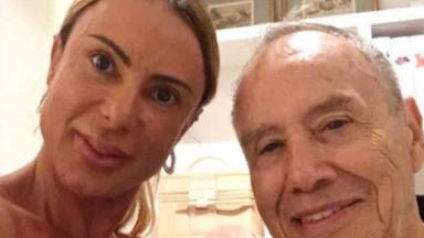 Marilene e Stenio Garcia