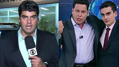 André Azeredo, Marcão do Povo e Dudu Camargo