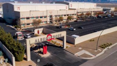 Estúdios da Netflix em Albuquerque