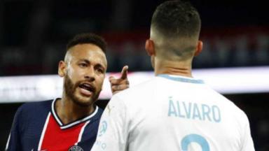 Neymar e Álvaro