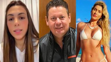 Pétala, Marcos Araújo e Lívia Andrade