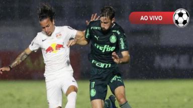 Palmeiras x Bragantino