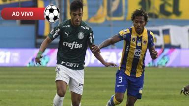 Palmeiras x Delfín