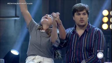 """Lucas Salles e Camila Colombo no """"Power Couple Brasil"""""""