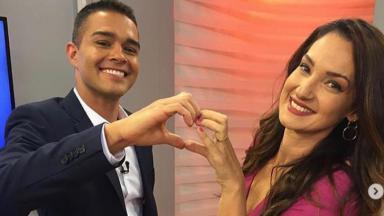 Rafaela Marquezini apresenta o ES1 da TV Gazeta