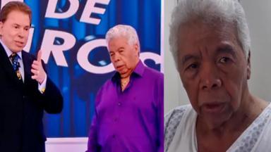 Silvio Santos e Roque