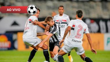 São Paulo x Atlético-MG