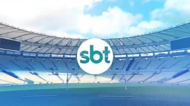 Imagem do vídeo chamada do SBT para a final do Carioca