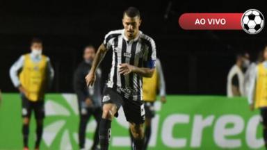 Santos x Deportivo Lara