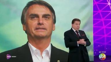 Jair Bolsonaro - Teleton 2018