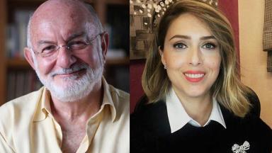 Silvio de Abreu e Cristiane Cardoso