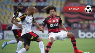 Sport x Flamengo