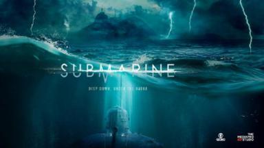 Foto de trabalho de Submarine, nova série do Globoplay