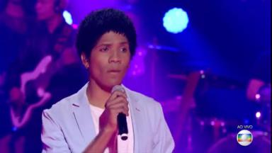 Samuel Marques no The Voice Brasil