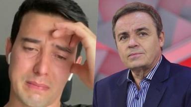 Thiago Salvatico e Gugu Liberato