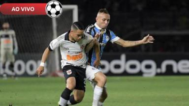 Vasco x Grêmio