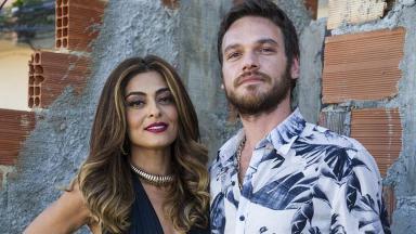 Juliana Paes e Emilio Dantas são protagonistas de A Força do Querer