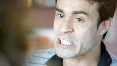 Fernando grita com Cristina