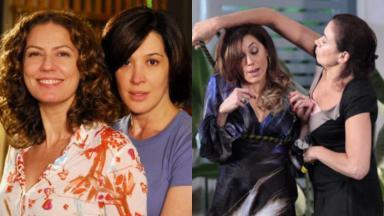 A Favorita, no Globoplay, é boa pedida para quem não é fã de Fina Estampa, em reprise na Globo