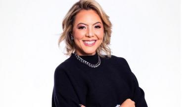 Abiane Souza é a nova apresentadora do Santa Receita, na TV Aparecida