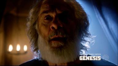 Abraão tenso em Gênesis