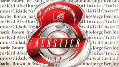 Logo do Acústico MTV
