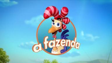 Logo de A Fazenda