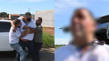 Auxiliar de câmera do Cidade Alerta é agredido em Hortolândia (SP)