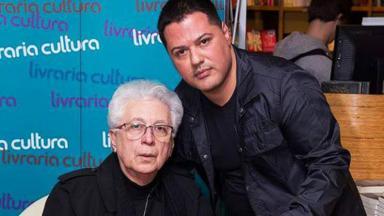 Aguinaldo Silva e Silvio Cerceau: